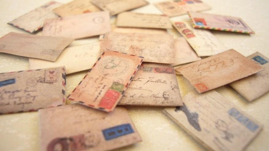 Vintage Mail 009