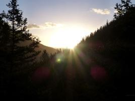 misouri gulch sunrise